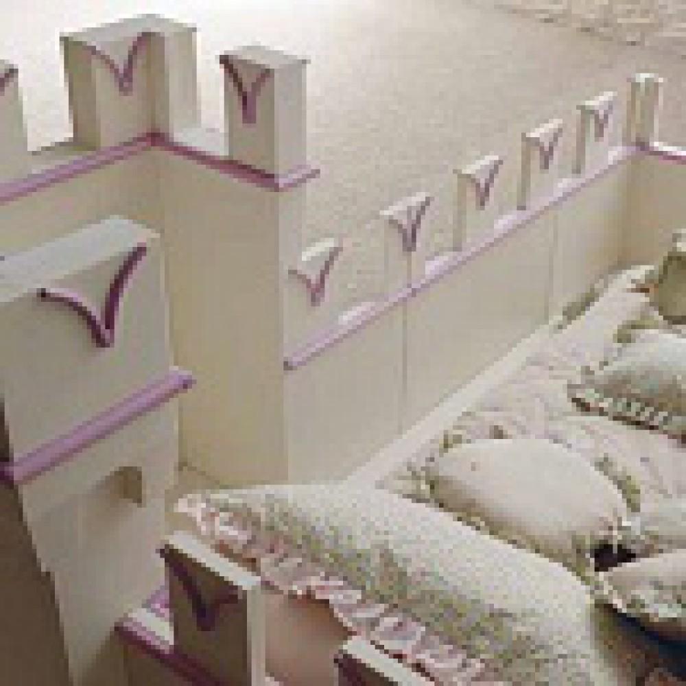 Двухъярусная кровать в детскую Savio Firmino