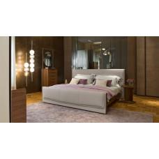 Кровать с мягким изголовьем Pochette