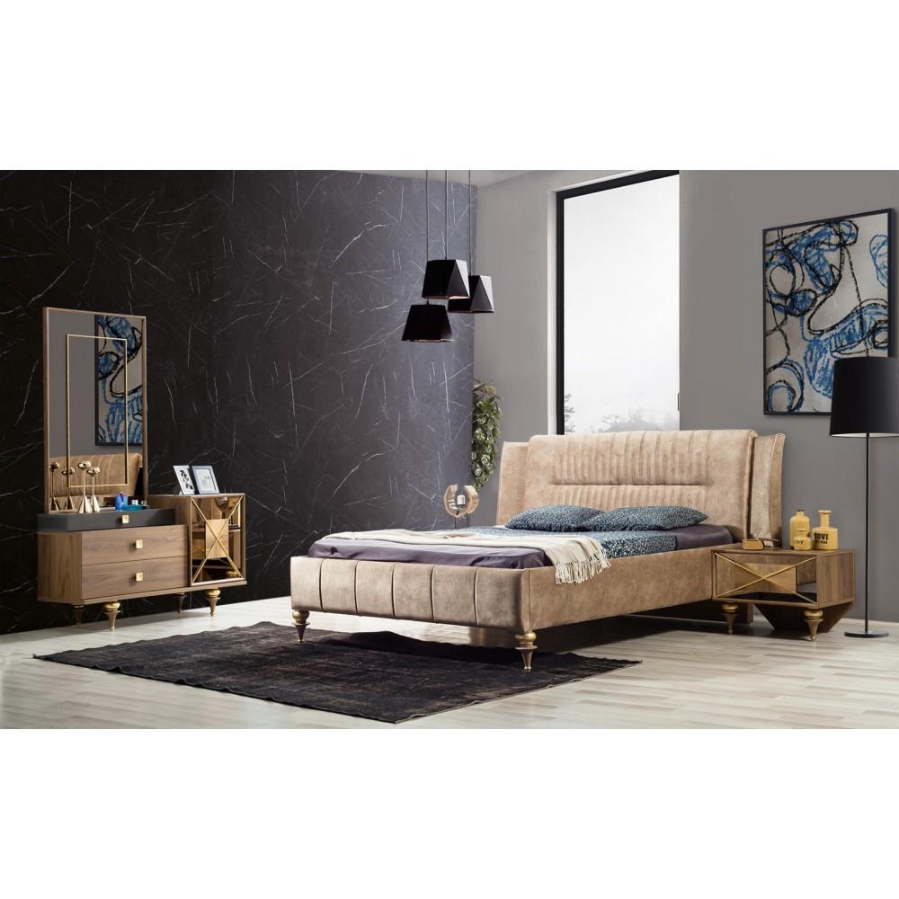 Кровать Ekmel Mobilya